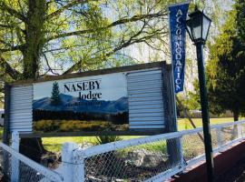 NASEBY lodge, Naseby
