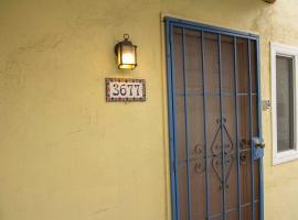 Bayside Retreat 77 Apts, San Diego (in de buurt van Mission Beach)
