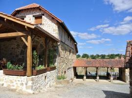 House La bergerie de seyrignac, Lunan (рядом с городом Saint-Félix)