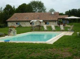 House Serignac - 10 pers, 120 m2, 6/5, Sérignac (рядом с городом Saux)