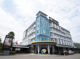 Solaris Hotel Malang, Маланг (рядом с городом Lawang)