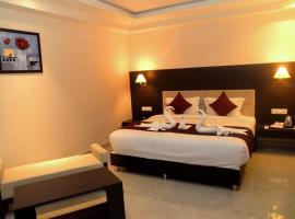 Hotel Kanha Residency, Allahābād (рядом с городом Lukerganj)