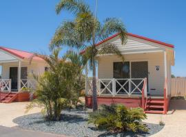 Outback Oasis Caravan Park, Carnarvon