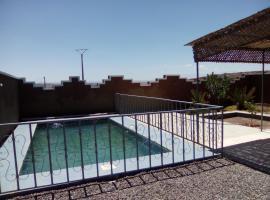 Chez Mouch, Ouarzazate (Nær Tazentout Azougar)
