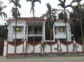 Resort Bagicha Mahal, Bogra (Puran Bogra yakınında)