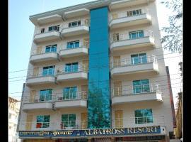 Hotel Albatross Resort, Cox's Bazar (Ināni yakınında)