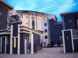 Morzi Hotel & Suites, Benin City (Near Oredo Edo)