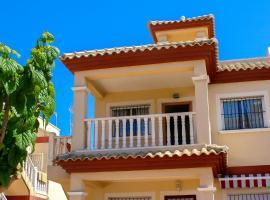 Casa Girasol, Сан-Педро-дель-Пинатар (рядом с городом Los Albaladejos)