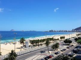 Copacabana Frente Mar 3 Quartos
