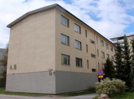 3 room apartment in TURKU - Häränajajanpolku 5, Турку (рядом с городом Райсио)