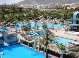Mediterranean Ocean Front Apartment