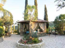 Traditional Village Villa, Ayia Anna (Pyrga yakınında)