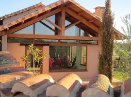 Casa Rural Lamadretierra, Villamejil (рядом с городом Сакос)