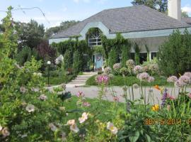Evergreen Gate Bed & Breakfast, Selkirk (Beauséjour yakınında)