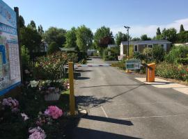 Le Camp des Roses, Обер (рядом с городом Laventie)