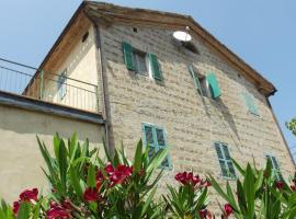 B&B Reillys, Montecarotto (Serra de' Conti yakınında)