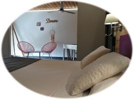 Bio-Motel, Saint-Vulbas (рядом с городом Blyes)