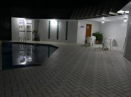 Bevile Hotel, Cataguases (Santo Antonio do Aventureio yakınında)