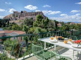 Frixos Acropolis Luxury Apartment