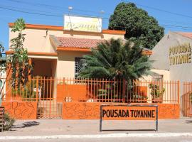 Pousada Toyanne, Ituaçu (Ibicoara yakınında)