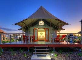 Rivershore Resort