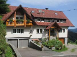 Haus Anna, Sendelbach (Ottenhöfen yakınında)