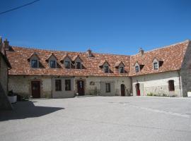 Le domaine du vieux chateau, Tingry