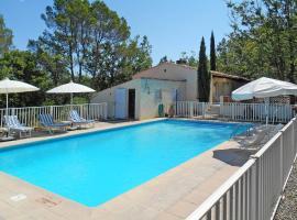 Ferienhaus mit Pool St. Paul-en-Forêt 140S, Les Saquetons