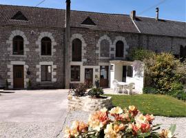 Tranquil Watermill, Pré-en-Pail (рядом с городом Gesvres)
