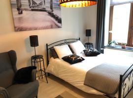 Place Jourdan Petit Appartement, Brüksel (Etterbeek yakınında)