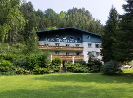 Hotel Sportland & Outdoor-Center, Kals am Großglockner