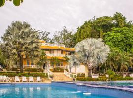 Hotel Campestre Villa Martha, Turbaco