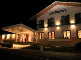 Hotel Los Brezos, Volcán
