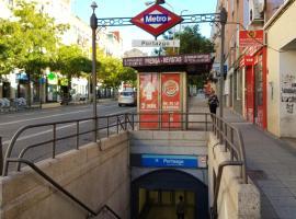 Gazelle Metro Apartment
