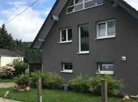 Ferienhaus-Lederbach-Eifel, Hohenleimbach (Kaltenborn yakınında)