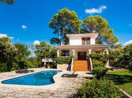 Estupenda casa con piscina, cerca de Palma, Sa Cabaneta, La Cabaneta