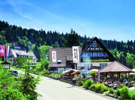 Hotel-Berggasthof Schwarzwaldperle, Sasbachwalden