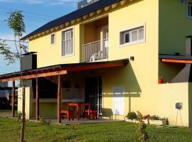 Apartamentos Barranca de Termas