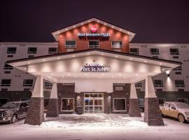 Best Western Plus Chateau Fort St. John