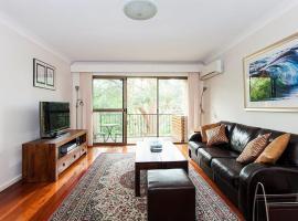 Two Bedroom Apartment Marks Road(RAND2), Sidney (Clovelly yakınında)