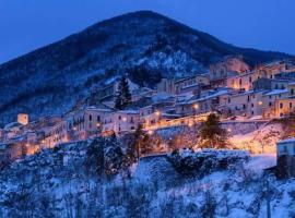 Casa Vacanze sul Gizio, Pettorano sul Gizio (Rocca Pia yakınında)