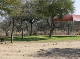 Ombo Rest Camp, Okahandja (Near Omatako)