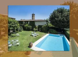 Villa Montalcinello, Chiusdino (Frosini yakınında)