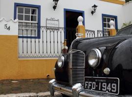 Pousada Villa Parahytinga, São Luiz do Paraitinga (Lagoinha yakınında)