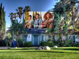 Workaholics House, Tarzana