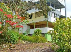 Pacto Retreat Hostel, Pacto (Galápagos yakınında)
