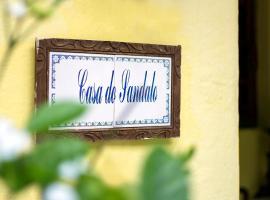 Casa do Sândalo Boutique Guest House