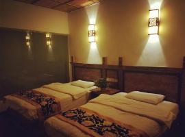 Danba County Gezuo Hotel, Danba (Zhanggu yakınında)