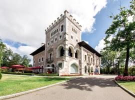 Castillo Del Bosque La Zoreda, Манхойя (рядом с городом Villar)