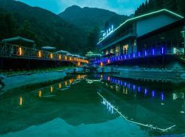 Seven Star Yinian Inn, Shifang (Baishuihe yakınında)